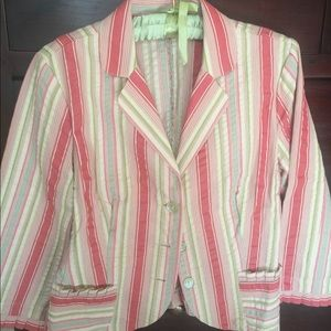 Cabi Jacket spring colors S6